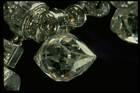 Close-up photograph of a mounted diamond (NMNH G5113)