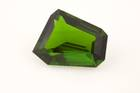 Diopside (NMNH G8822-00) from the National Gem Collection.