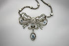 Cullinan Blue Diamond Necklace (NMNH G10592-00) from the National Gem Collection.
