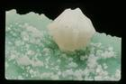 Apophyllite with prehnite from Fairfax Co., Virginia, United States