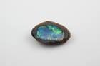 Freeform-cut opal weighing 29.83 ct.