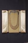 Dunn Pearl Necklace in the original Cartier box.