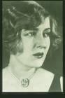 Peggy Hopkins Joyce wearing the Portuguese Diamond
