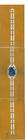 Cartier design drawing of Mona von Bismarck's 1927 sapphire and diamond necklace. Cartier New York Archives.