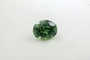 Oval cut 6.96ct demantoid gem.