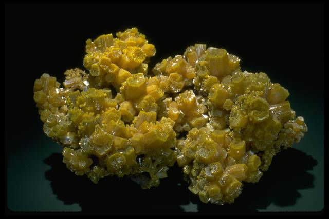 Photograph of pyromorphite (171200) from the National Mineral Collection