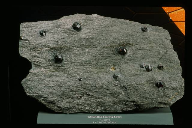 Almandine from Alaska, United States