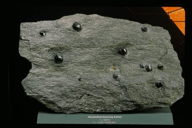 Almandine from Alaska, United States