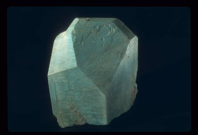 Microcline from Colorado, United States