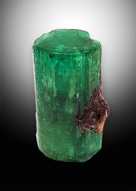 Ethiopian emerald crystal
