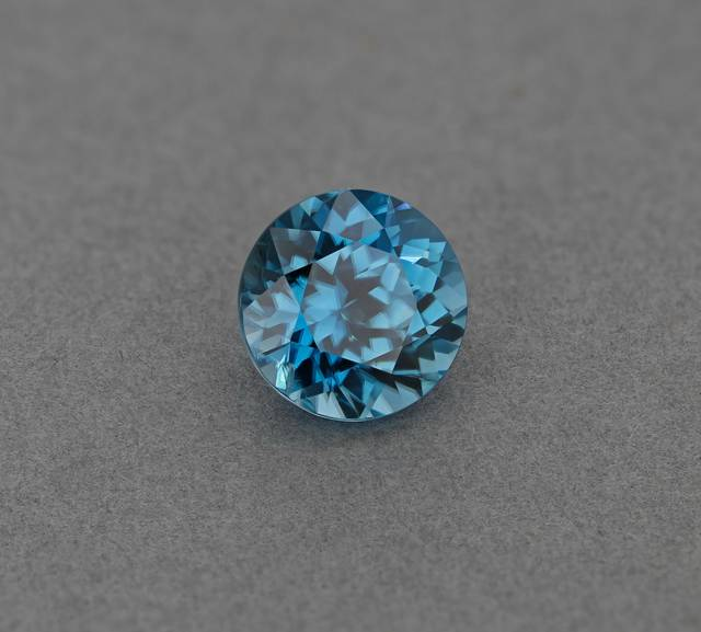 Virtually all zircon gems have been heat-treated to enhance their colors. Zircons are also known for their great dispersion or fire.