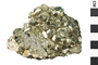 Image of Sulfide Mineral Pyrite