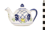 Image of Ceramic Teapot