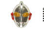 Image of Silver Robot Mask