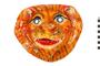 Image of Carnival Lion Mask